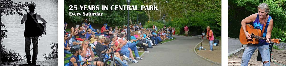 David Ippolito — That Guitar Man from Central Park