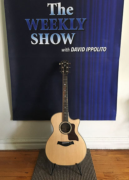 May 2019 – David Ippolito — That Guitar Man from Central Park
